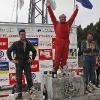 Podium División 3 Autocross Arteixo