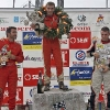 Podium División 4 Autocross Arteixo