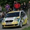 Rally Comarca Ulloa 2011 Volante RACC Fran Oviedo