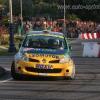 Clio R3 de Cima Rallye Rias 2009