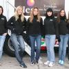 Azafatas Skoda Rallye Shalymar