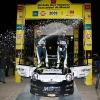 Rallye Shalymar podium