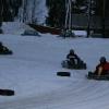 karting sobre hielo