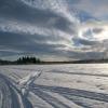 paisajes lagos helados