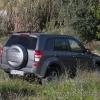 Suzuki Grand Vitara 2009 trasera