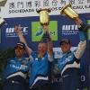 podium wtcc Macao 2010