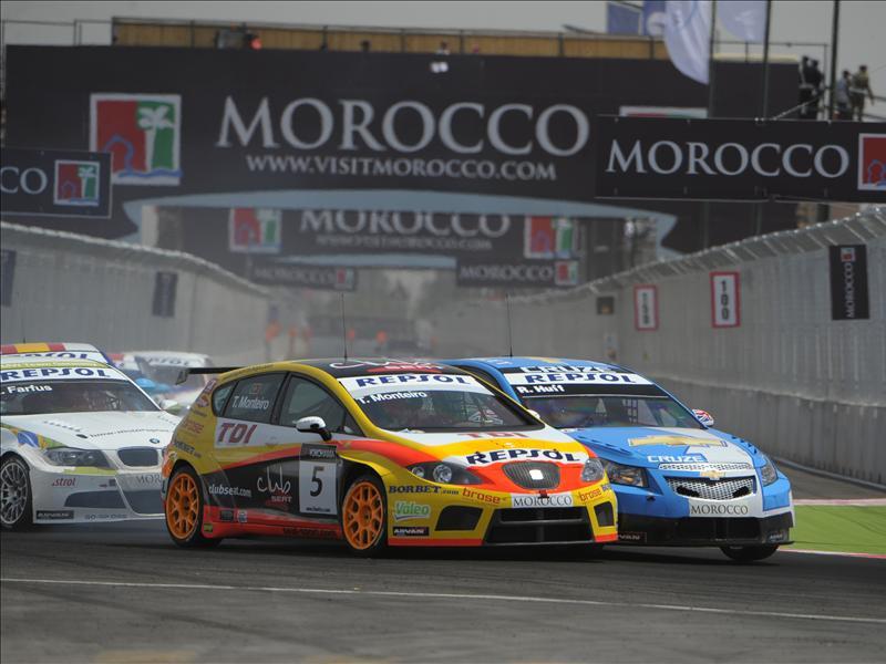 Carreras 1:1 2013 Wtcc-marruecos-carrera
