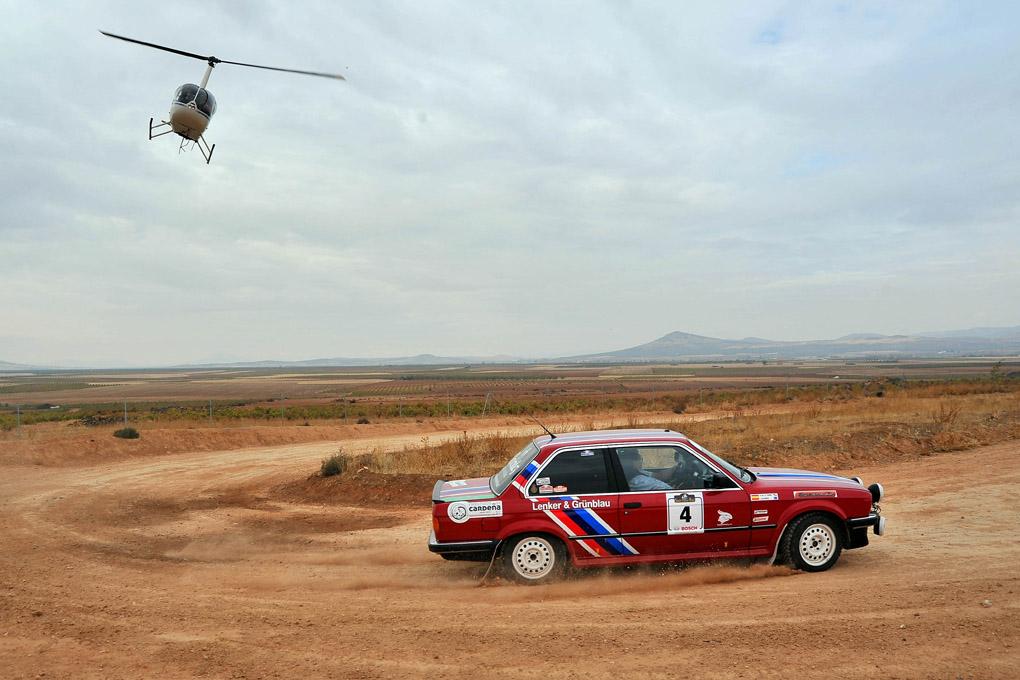 La prueba entraba en dos circuitos de autocross