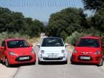 Comparativa coches urbanos