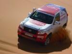 Toyota Dakar 2011