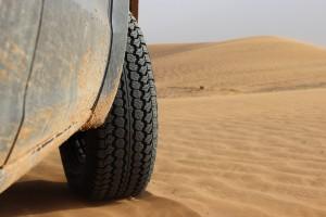 Prueba neumáticos Goodyear Wrangler AT/SA