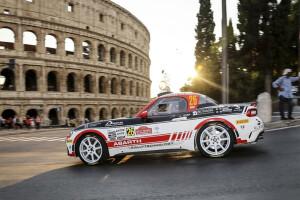 Abarth 124 Rally en el ERC