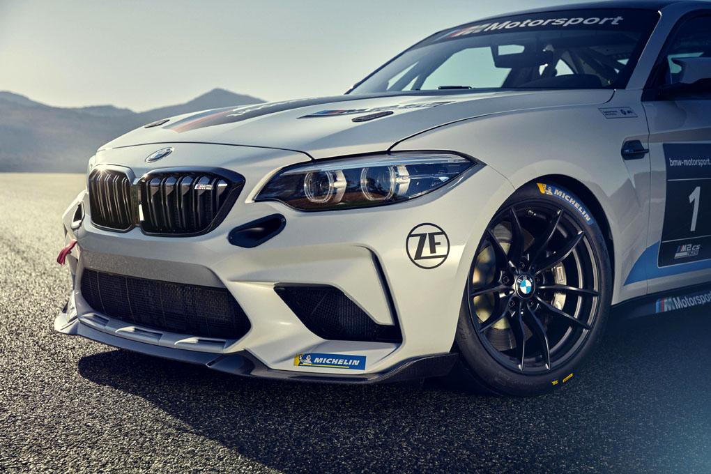 BMW M2 frontal
