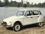 Aniversario del Citroën Dyane