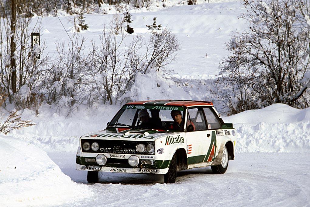 Fiat Abarth 131Rally