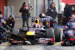Trabajar en la F1