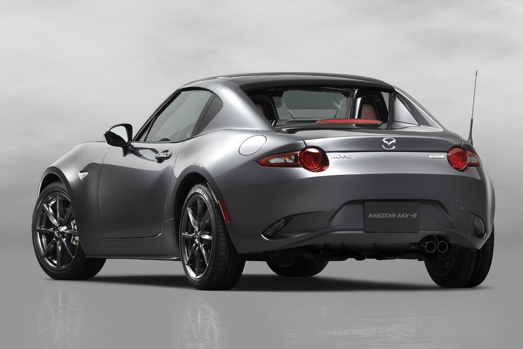 Nuevo Mazda MX-5 RF