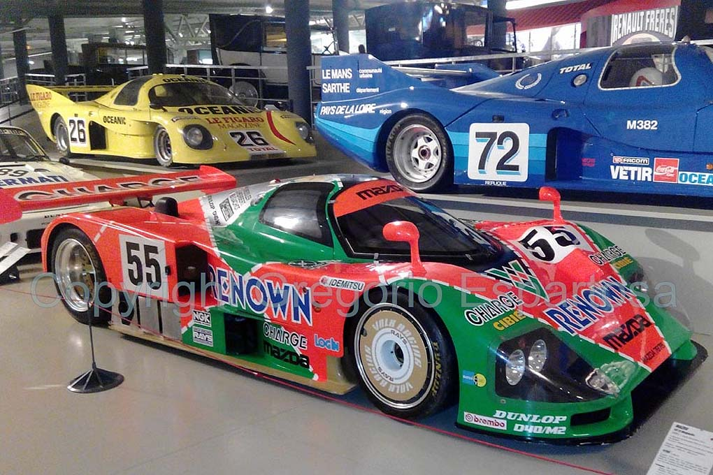 Museo Le Mans