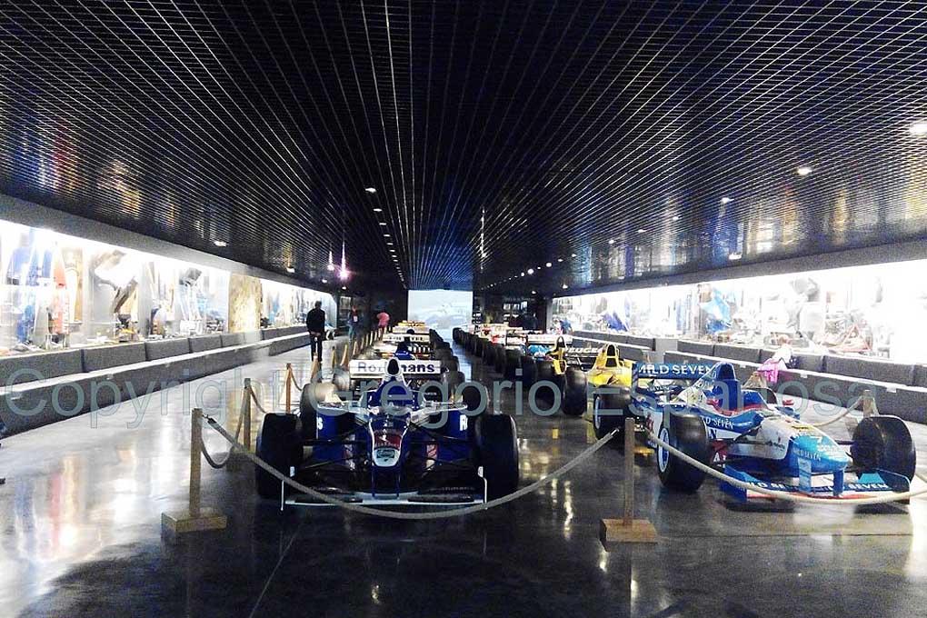 F1 en el Museo Loheac