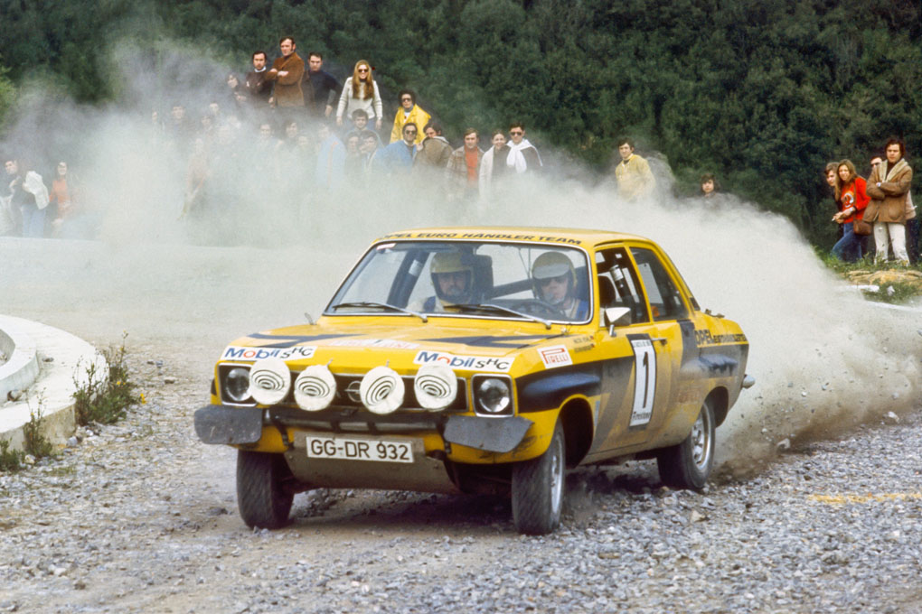 Opel competición