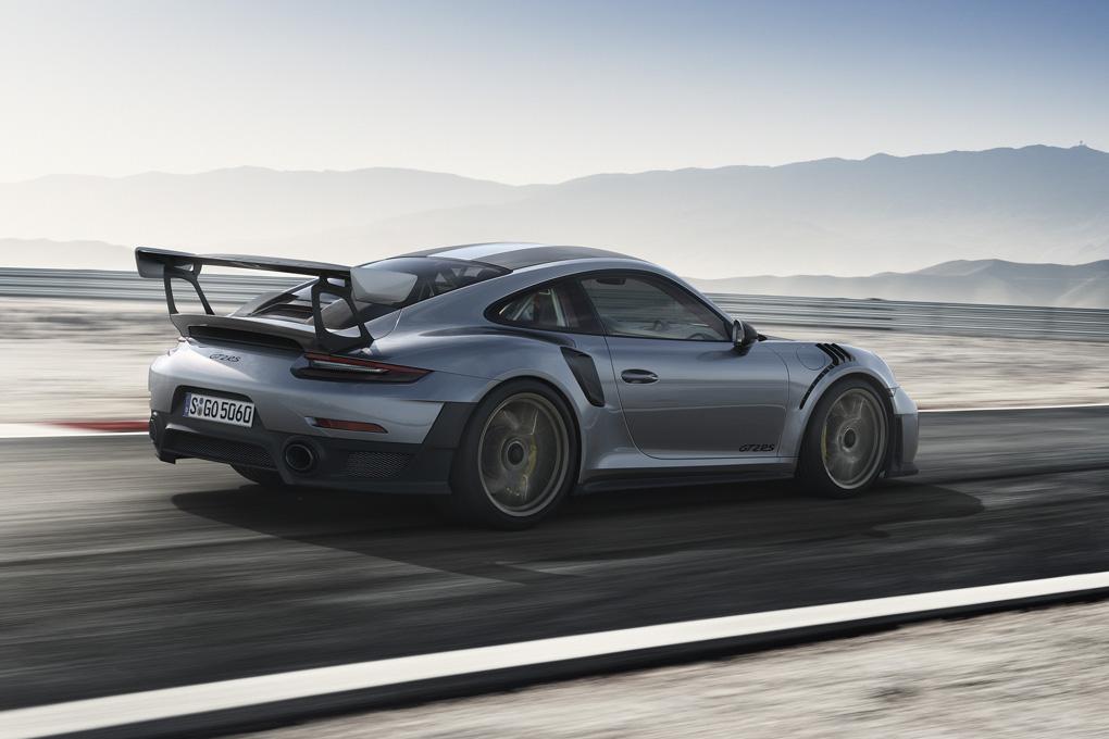 Nuevo 911 GT2 RS