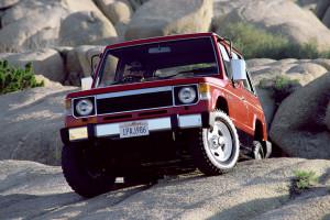 Mitsubishi Pajero primera generación