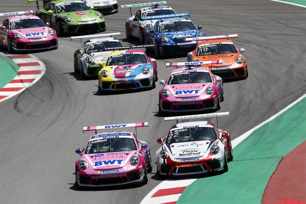 Calendario Copa Porsche 2020