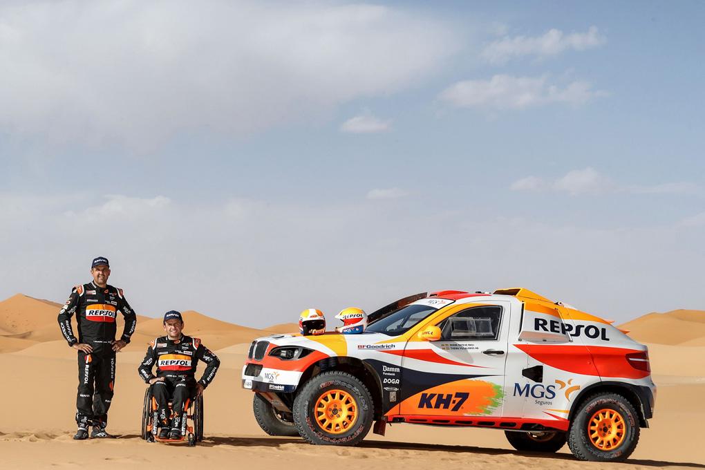 Presentacion Isidre Esteve Dakar 2020