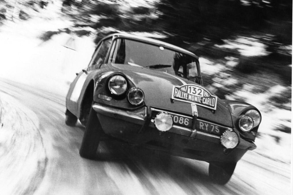 Citroen DS Rallye de Monte Carlo 1967