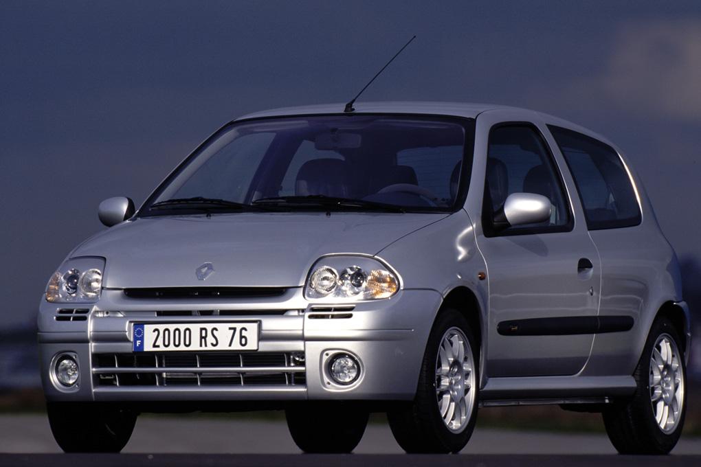 30 aniversario del Renault Clio