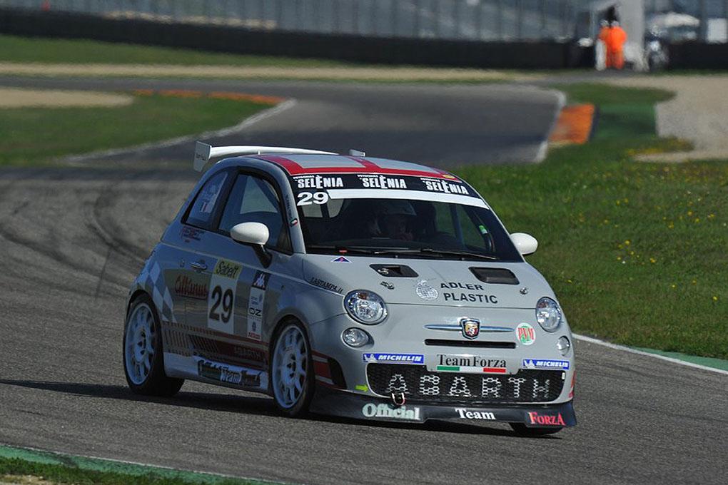 Abarth Trofeo 500 2011