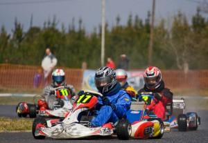 Alejandro Copa Karting Galicia 2010