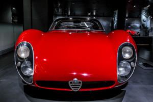 50 aniversario del Alfa Romeo 33 Stradale