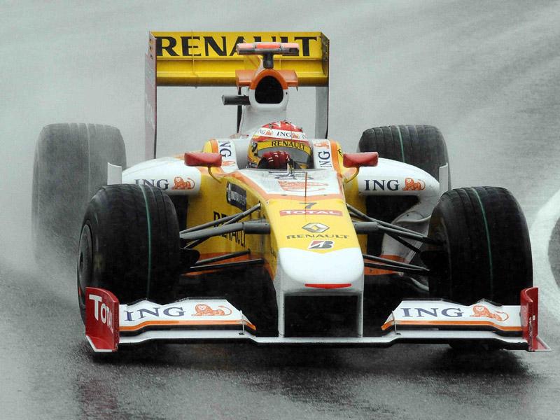 GP da China de Formula 1, Xangai em 2009 - auto-sprint.com