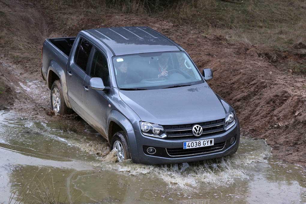 VW Amarok 4x4