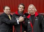 Andy Soucek F1 Virgin