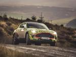 El primer SUV de Aston Martin