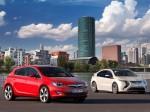 Opel Astra - Opel Ampera