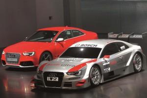 Audi Salon Frankfurt 2011