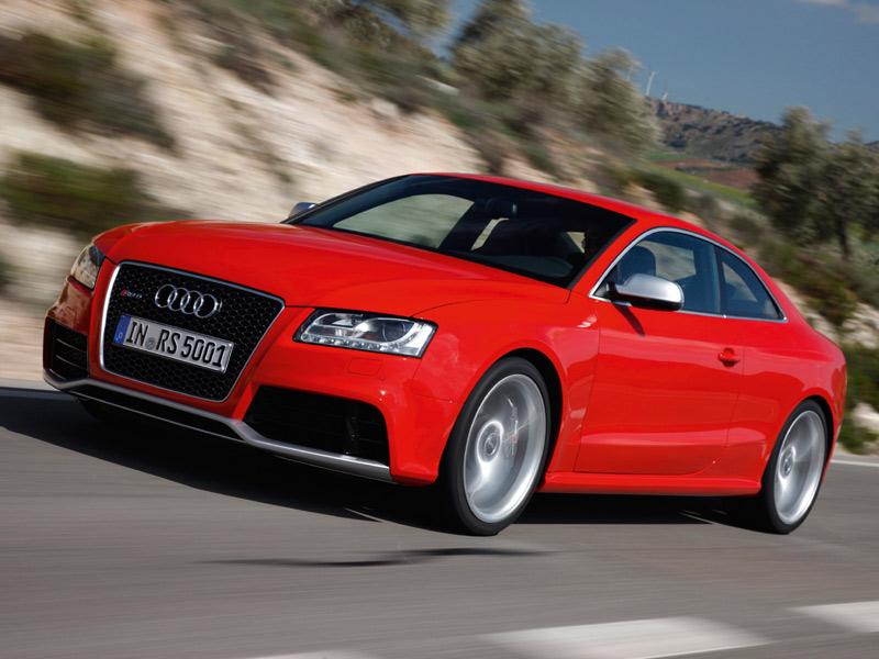Audi RS 5 Coupé 2010
