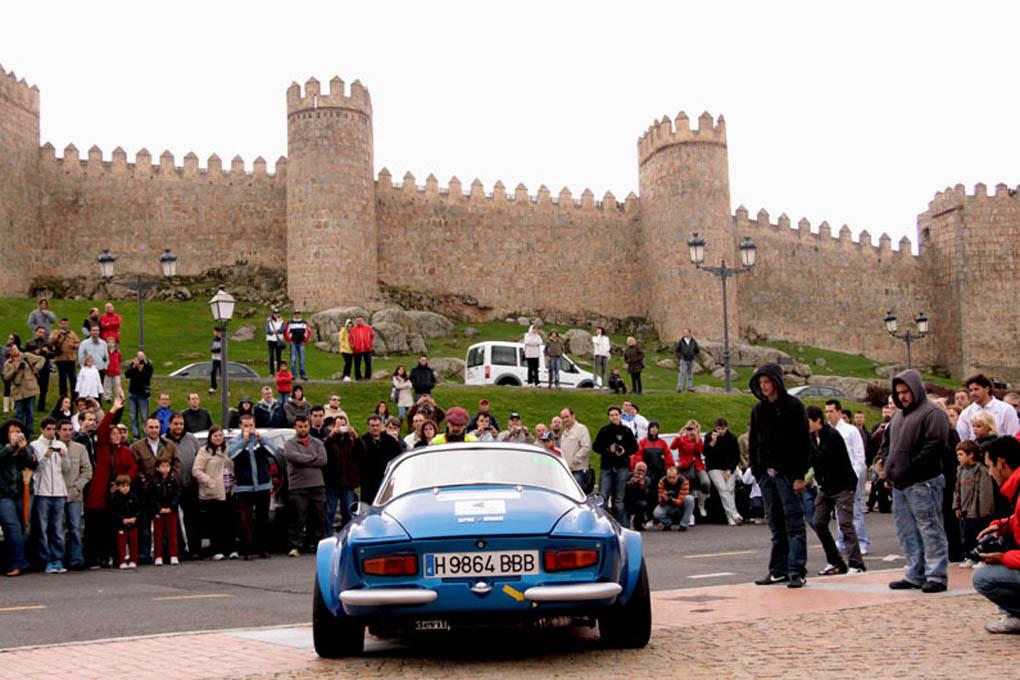 Rallye España Historicos 2010