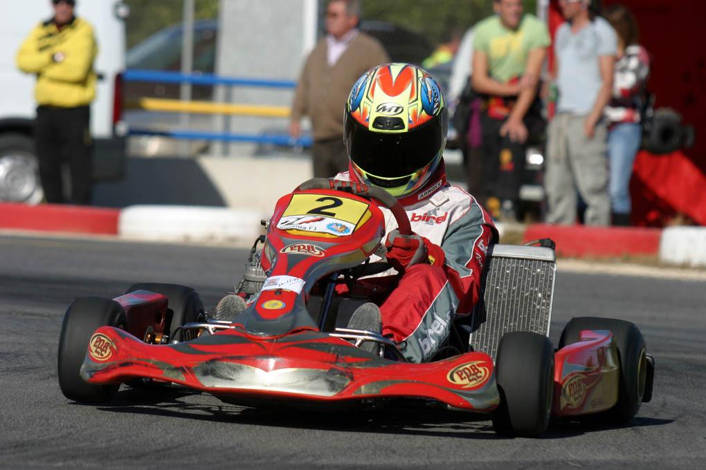 Blaya karting San Javier 2010