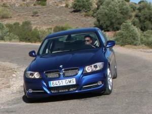 BMW 335d berlina