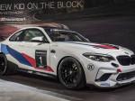 Presentación del BMW M2 CS Racing