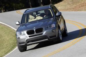 BMW X3 xDrive20d 2010