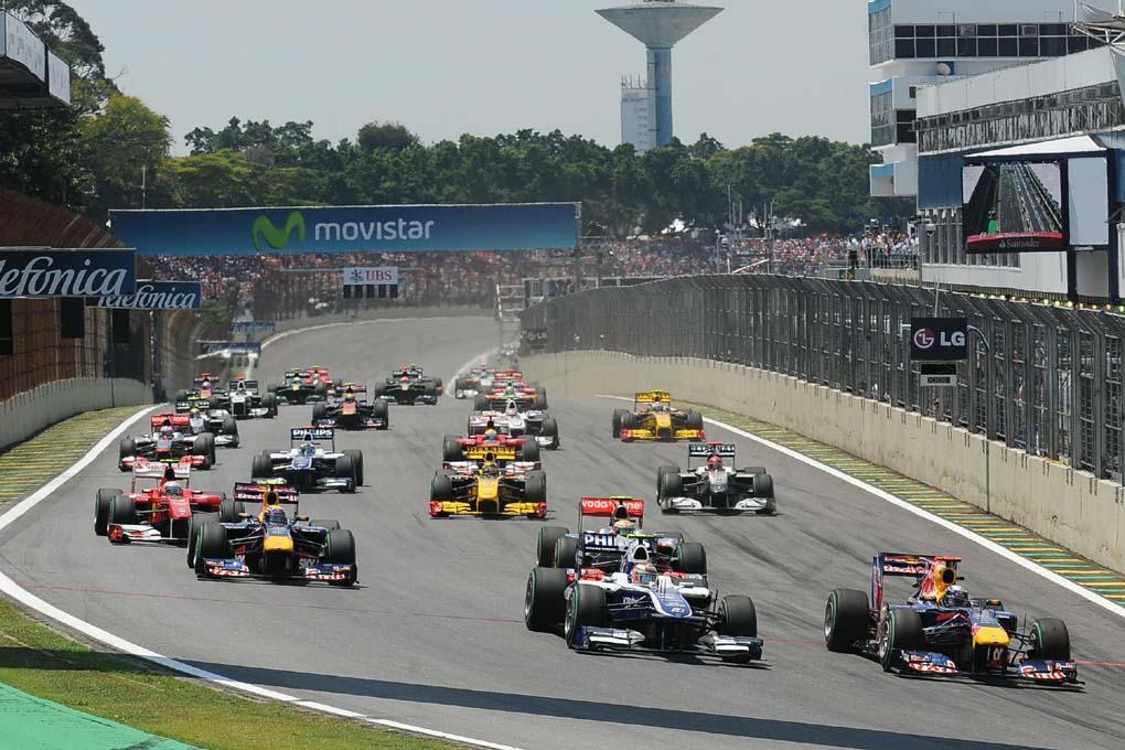 F1 GP Brasil 2010