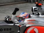 Jenson Button China 2010