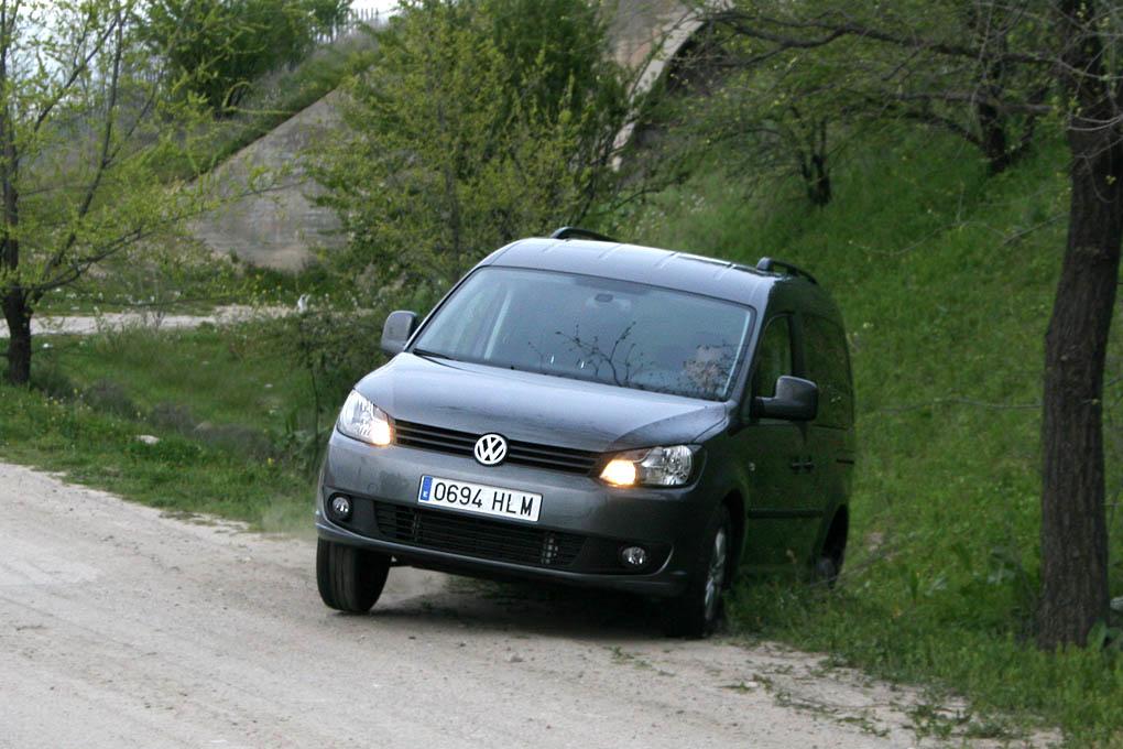 Volkswagen Caddy Kombi 2.0 TDi 4Motion