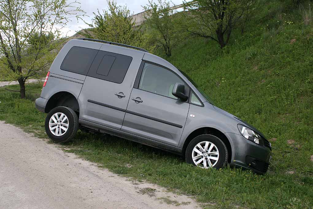 Volkswagen Caddy Kombi 2.0 TDI 110 CV 4Motion