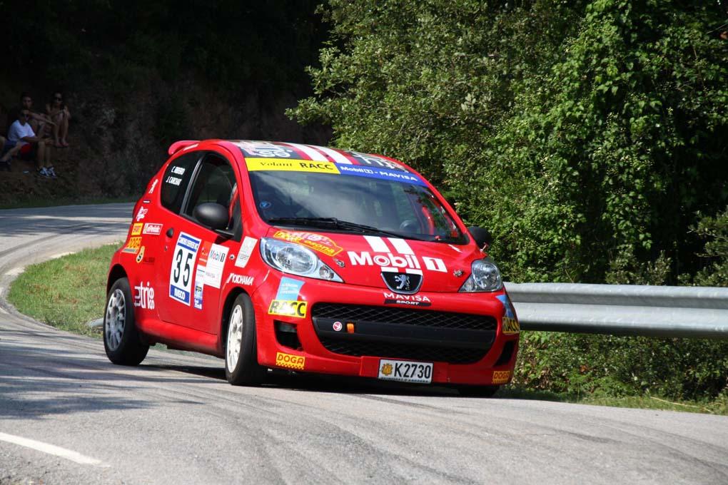 Carchat rallye osona 2010